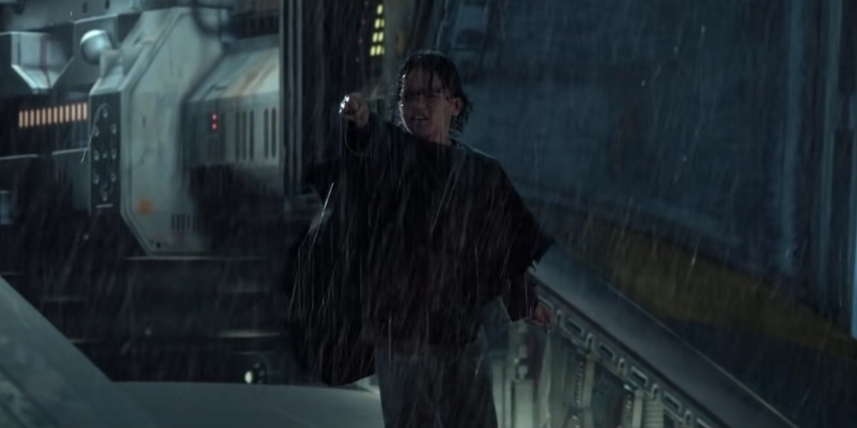 Daniel Logan in Star Wars: Episode II -- Attack of the Clones