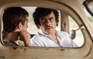 Escobar Paradise Lost Josh Hutcherson Benicio Del Toro