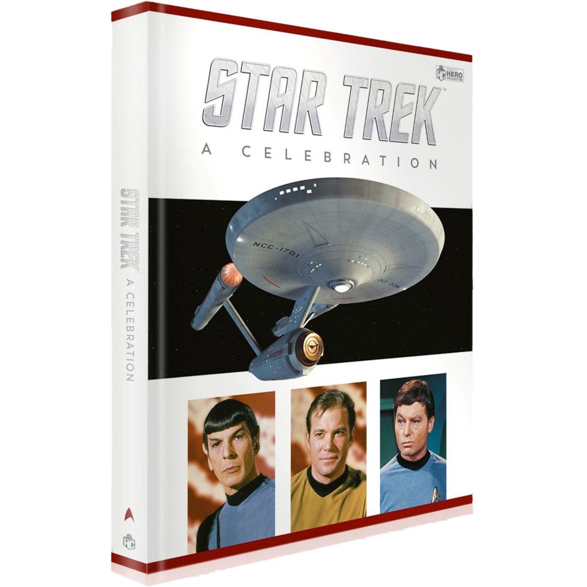 Bold new 'Star Trek' book marks 55th anniversary of the original series