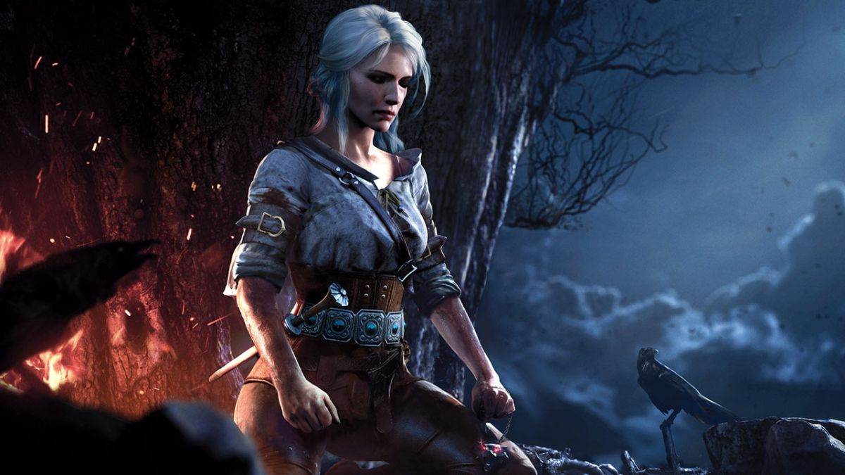 The Witcher 3 nearly made Ciri a deadly ice skater