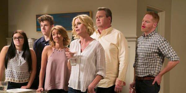 The Modern Family Cast Modern Family ABC