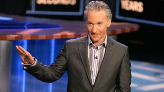 """Bill Maher on his HBO show """"Real Time With Bill Maher."""""""
