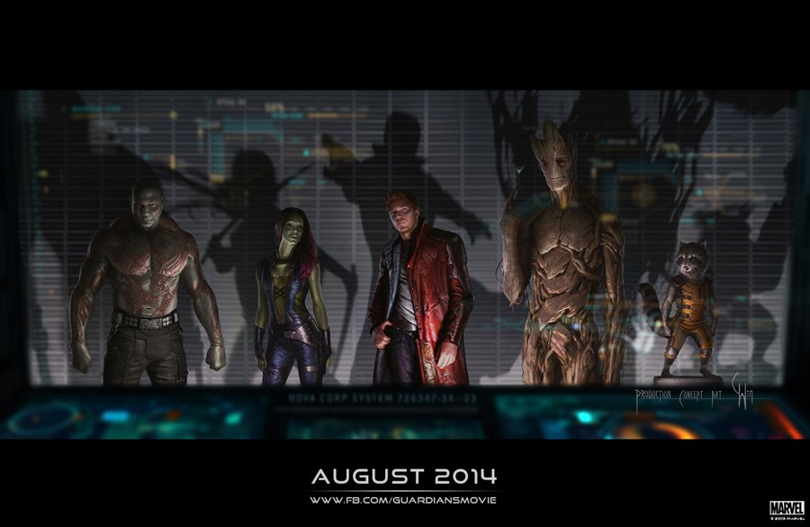 Eric & Sean Break Down The Thor, Captain America, And Guardians Of The Galaxy Comic-Con Footage #7531