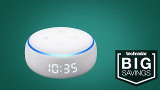 Well Hello Alexa Amazon Echo Speakers Start At 22 For Black Friday Techradar