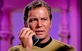 William Shatner as Capt. Kirk