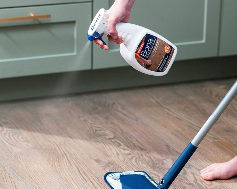 Best floor cleaner: Bona Hardwood Floor Cleaner