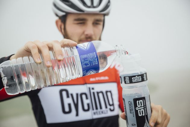 Energy Drinks For Cycling Hydration Explained Cycling Weekly