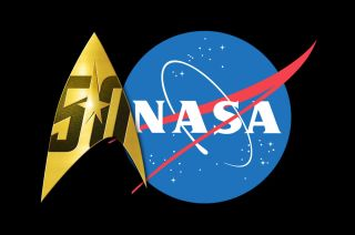 star trek and nasa links