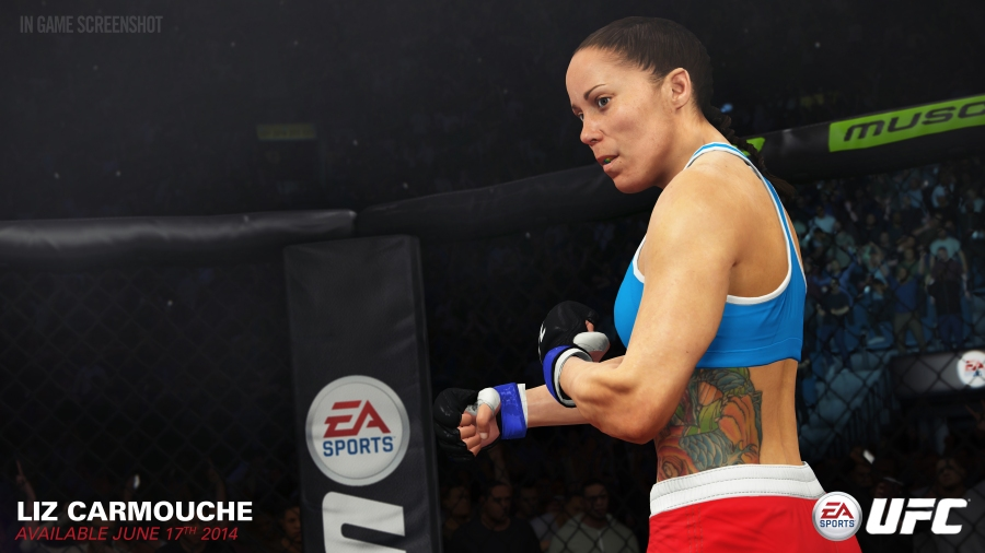 EA Sports UFC Screenshots Keep The Hype Going For PS4, Xbox One #31526