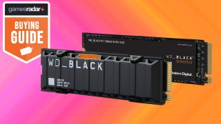 Best ssd for gaming: WD Black SN850