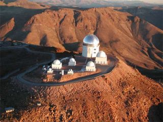 The new camera for the dark energy survey will be installed on the Blanco telescope in Chile.