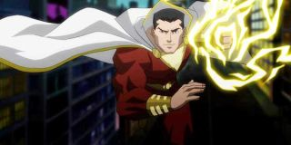 Shazam in Justice League: War