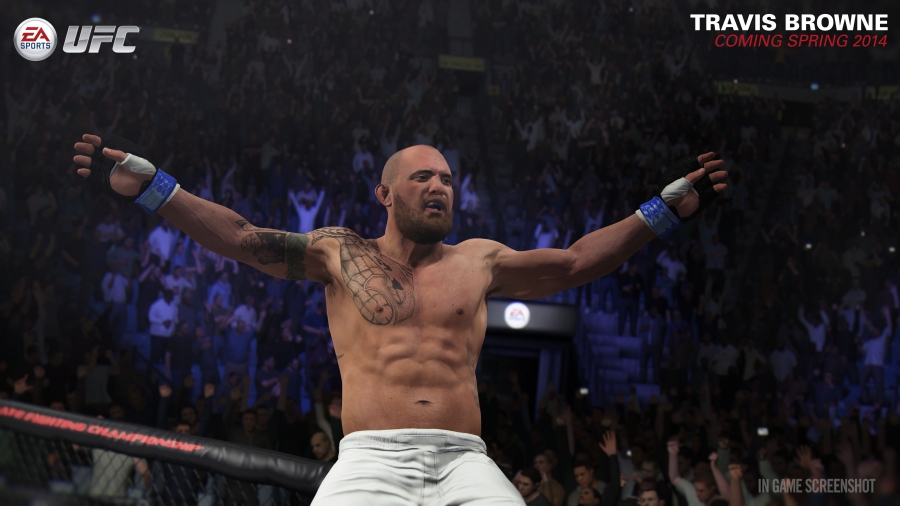 EA Sports UFC Screenshots Keep The Hype Going For PS4, Xbox One #31535