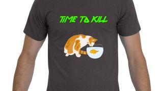 Time To Kill Purrodii shirt