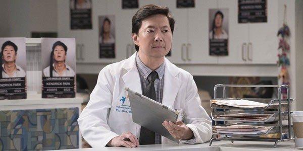 Ken Jeong Dr. Ken ABC