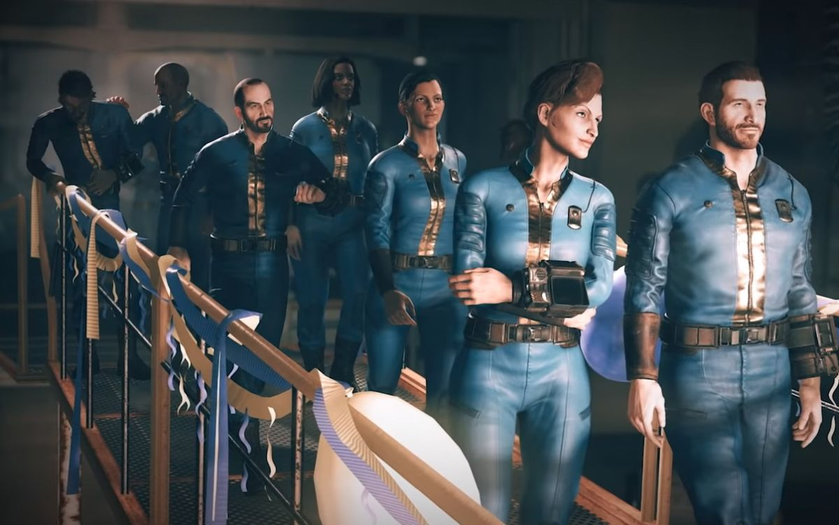 Bethesda is 'looking into' adding text chat for Fallout 76