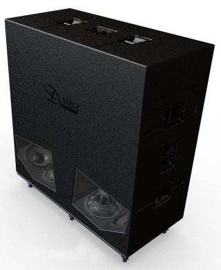 Three New Danley Subs Set To Rock Infocomm