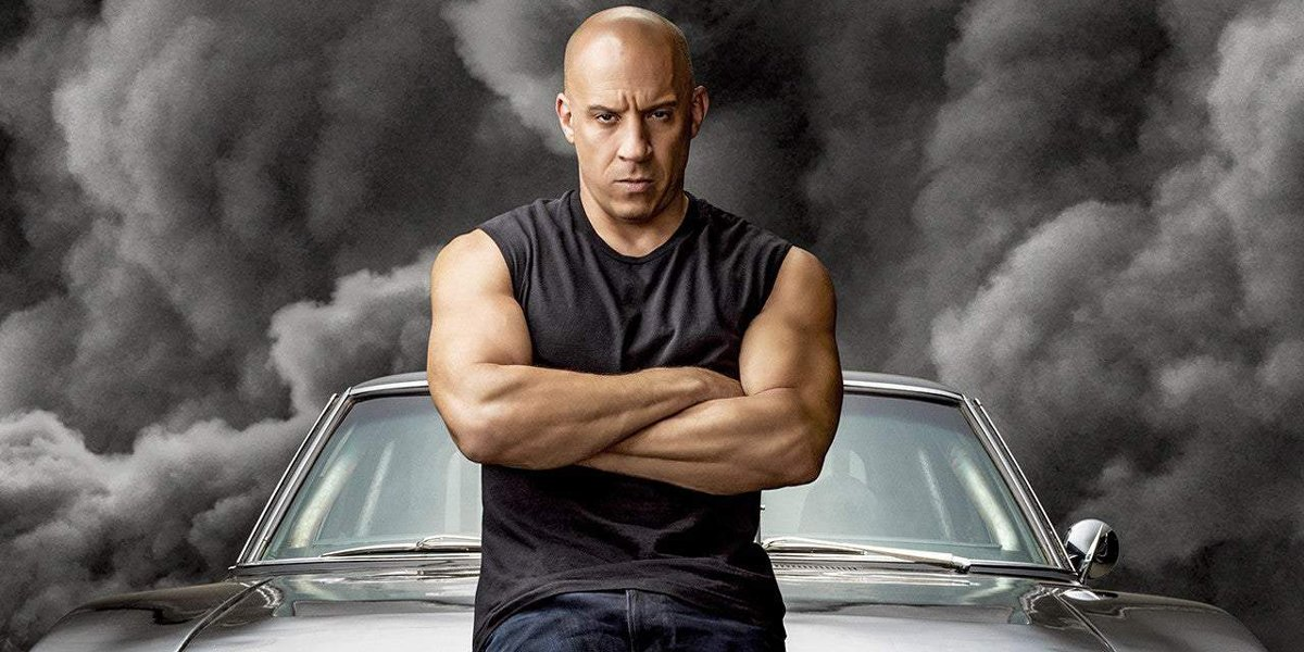 Vin Diesel looks intense as Dom Toretto F9 poster