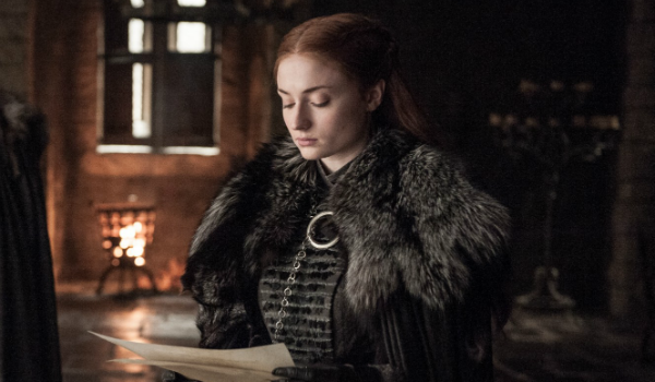 Game of Thrones Sansa Stark Sophie Turner HBO