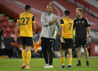 Sheffield United v Wolverhampton Wanderers – Premier League – Bramall Lane
