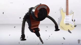 The Ampbot