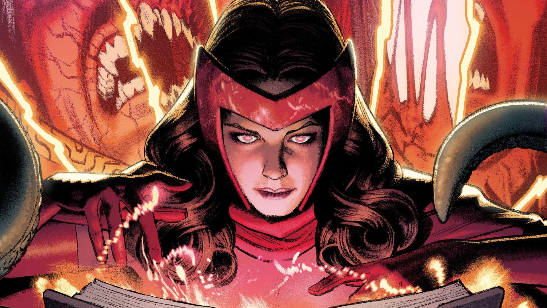 How Marvel's Darkhold event fits into comics continuity | GamesRadar+