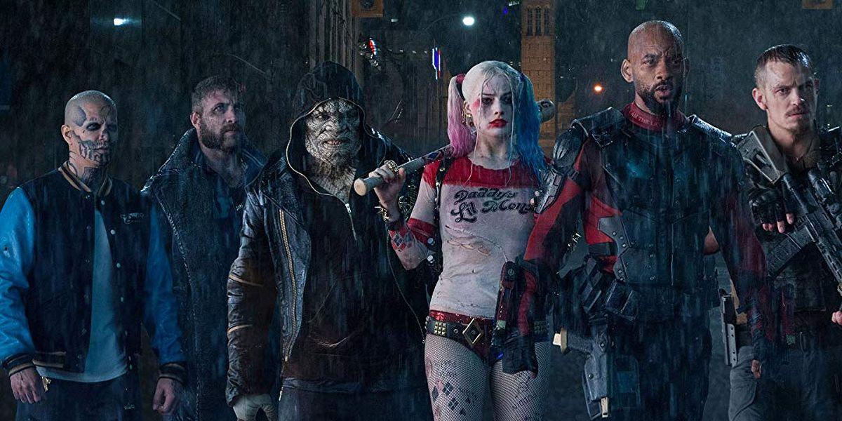 Original Suicide Squad cast