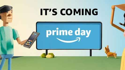Amazon Prime Day: graphic from Amazon