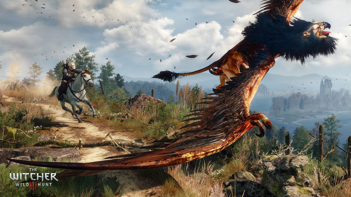 One Of The Best Witcher 3 Graphics Mods Is Even Better Now Pc Gamer