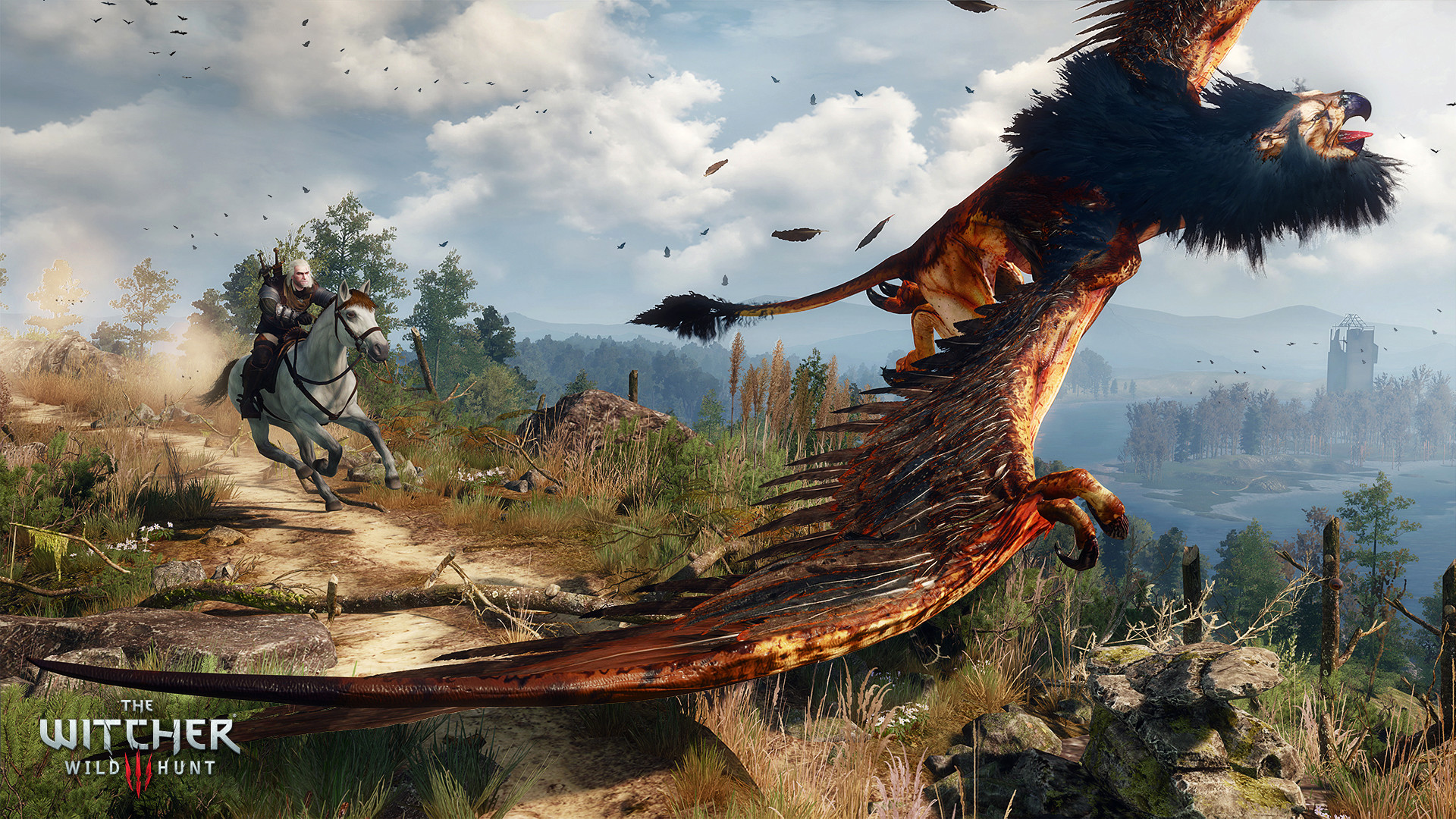 One Of The Best Witcher 3 Graphics Mods Is Even Better Now