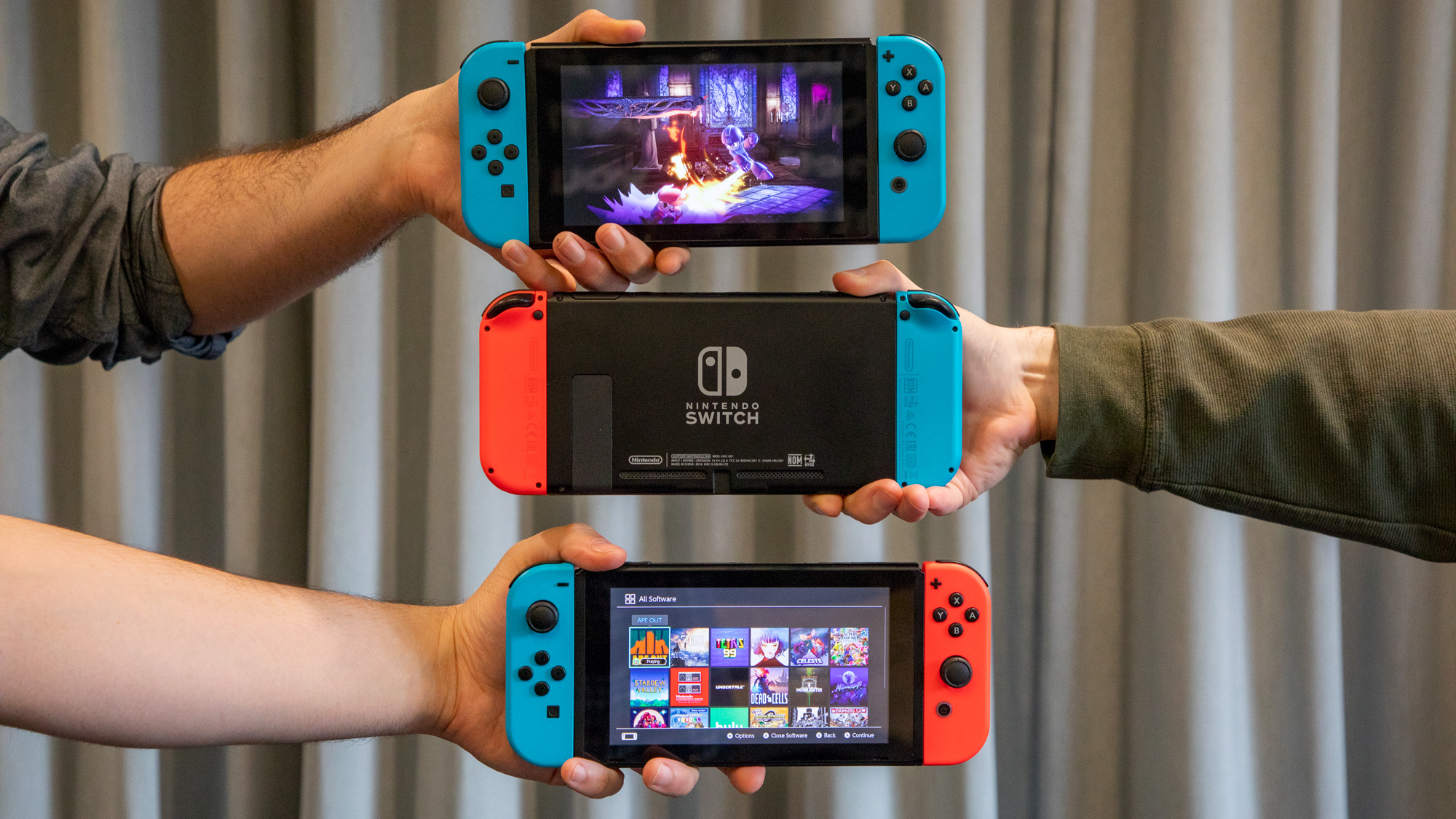 How to Make Sure You're Buying the New Nintendo Switch