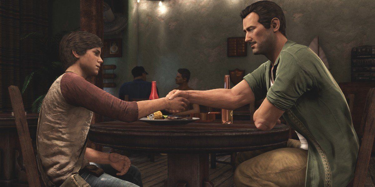 Nathan Drake and Victor Sullivan will team up once more