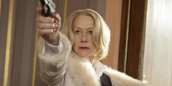 Helen Mirren Red 2 Holding Gun