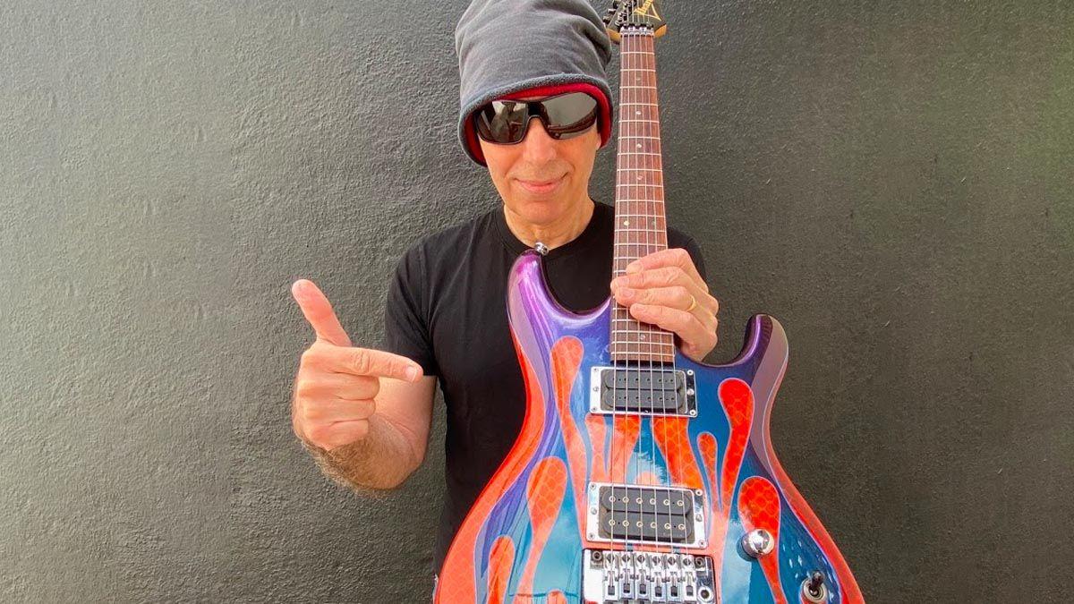 Joe Satriani, Metallica, KISS and more donate signed guitars to help raise money for Jason Becker's medical expenses