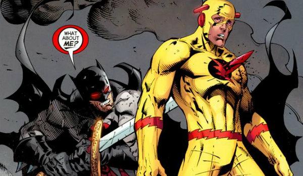 Batman Kills Zoom Flashpoint