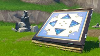 Fortnite bounce pad