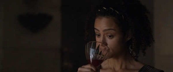 Missandei Game Of Thrones HBO
