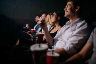 Can subliminal messaging prompt moviegoers to buy drinks and snacks?