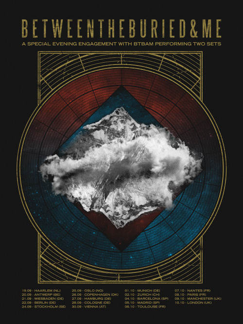 Between The Buried & Me announce Australian tour | Louder