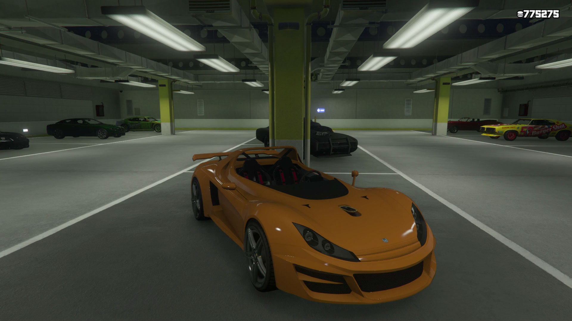 Gta 5 How To Buy Cars In Gta Online And Stock Up Your Garage Gamesradar