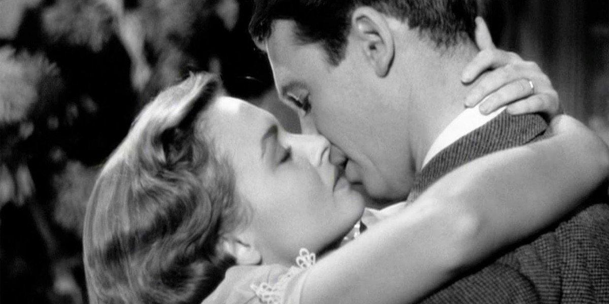 Donna Reed, Jimmy Stewart - It's A Wonderful Life