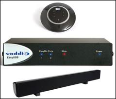 Vaddio Debuts Videoconferencing Bundle at Big Book Tour