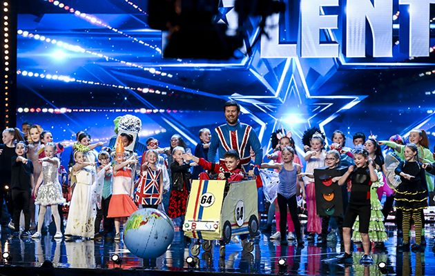 Britain's Got Talent goes LIVE: Meet the Golden Buzzer acts!