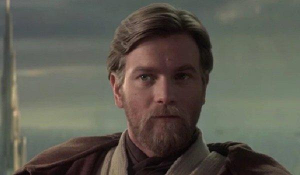 Obi Wan Kenobi Ewan McGregor Star Wars: The Clone Wars