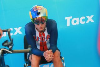 Road World Championships Imola 2020 Women Elite Time Trial Imola Imola 317 km 24092020 Chloe Dygert United States Of America photo Ilario BiondiBettiniPhoto2020