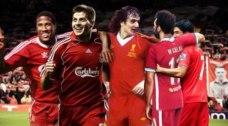 greatest Liverpool sides of all time