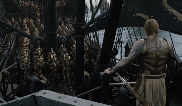 The Ship Game of Thrones HBO