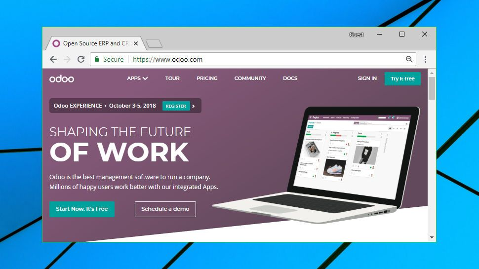 best open source website builder