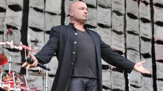 Disturbed frontman David Draiman