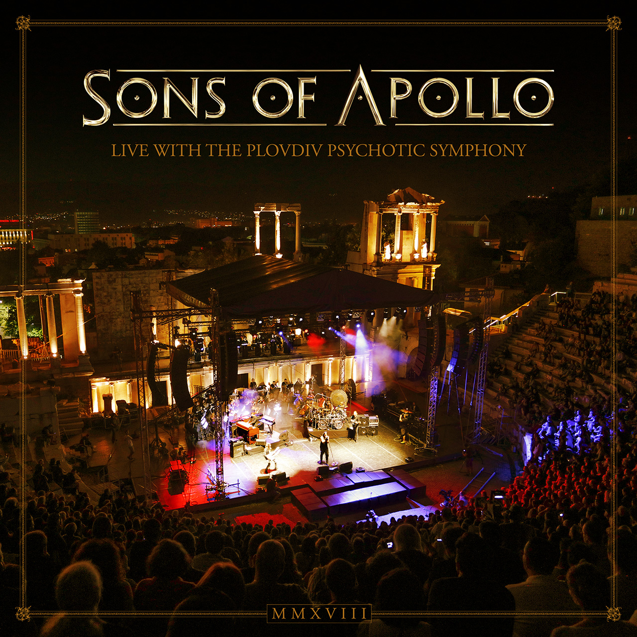 Sons Of Apollo share Labyrinth live clip | Louder